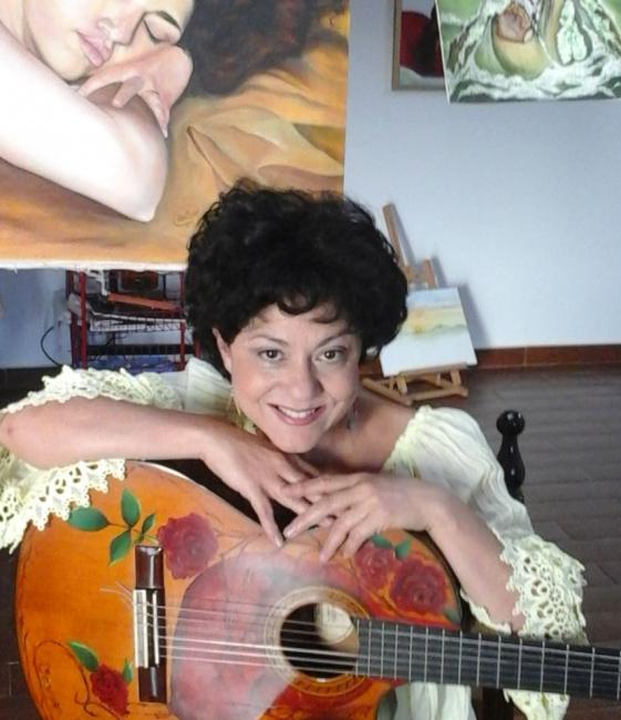 Angie Del Riego, El Doblao Studio