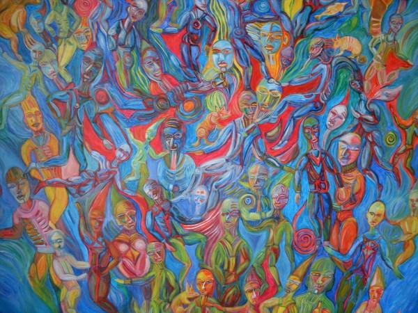 Lenie Maler J 225 Tiva Artista Arteinformado