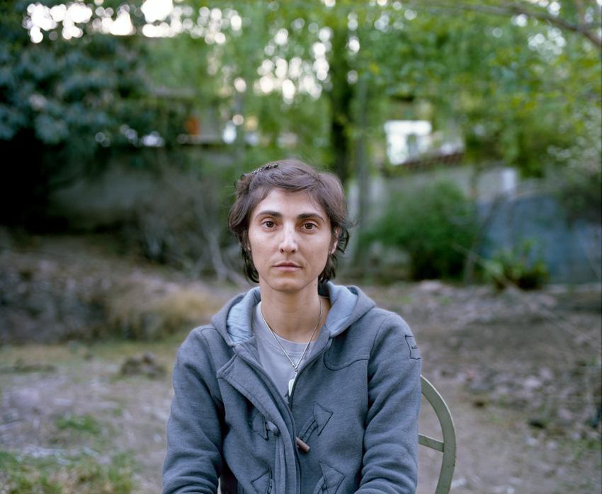 """Soledad Sánchez Goldar de la serie """"Retrato de artista"""" (2015) - Majo Arrigoni"""