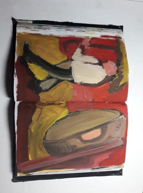 Estudos para pintura