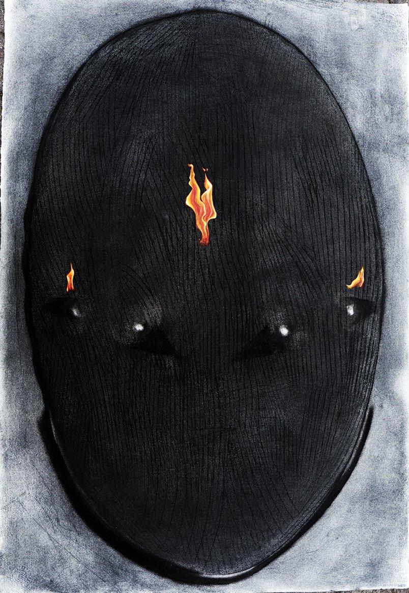 Yo soy el hombre moderno que se esconde detrás de la máscara