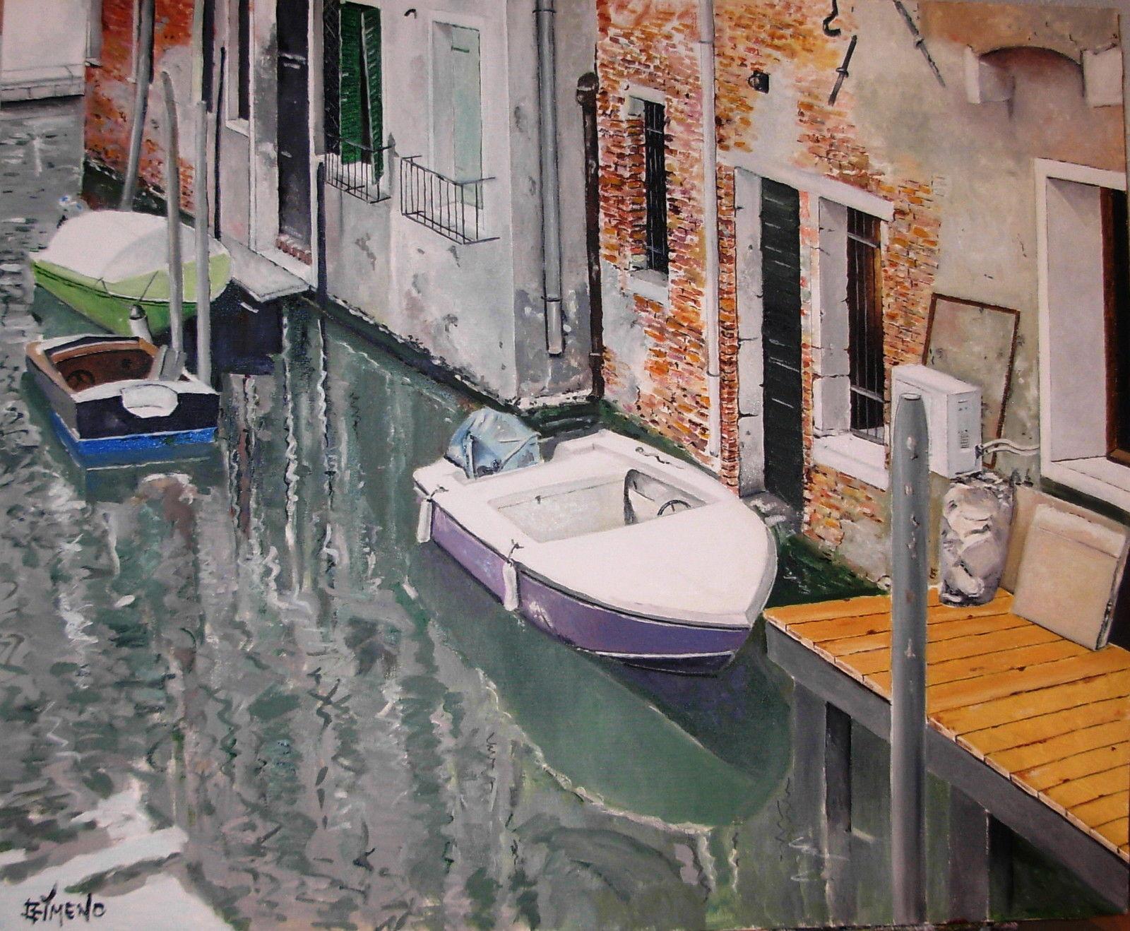 venecia (2014) - Vicente Gimeno Ripoll - GIMENO