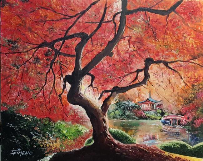 paisaje japones