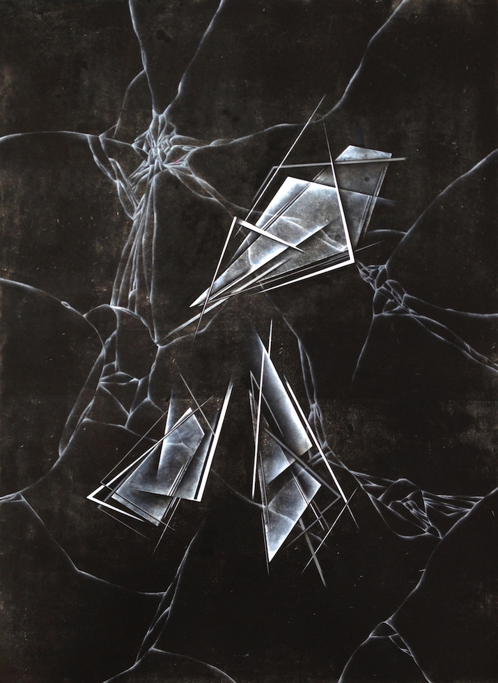 /krakt/ over black 5 (2017) - Roger Vilà Carreras