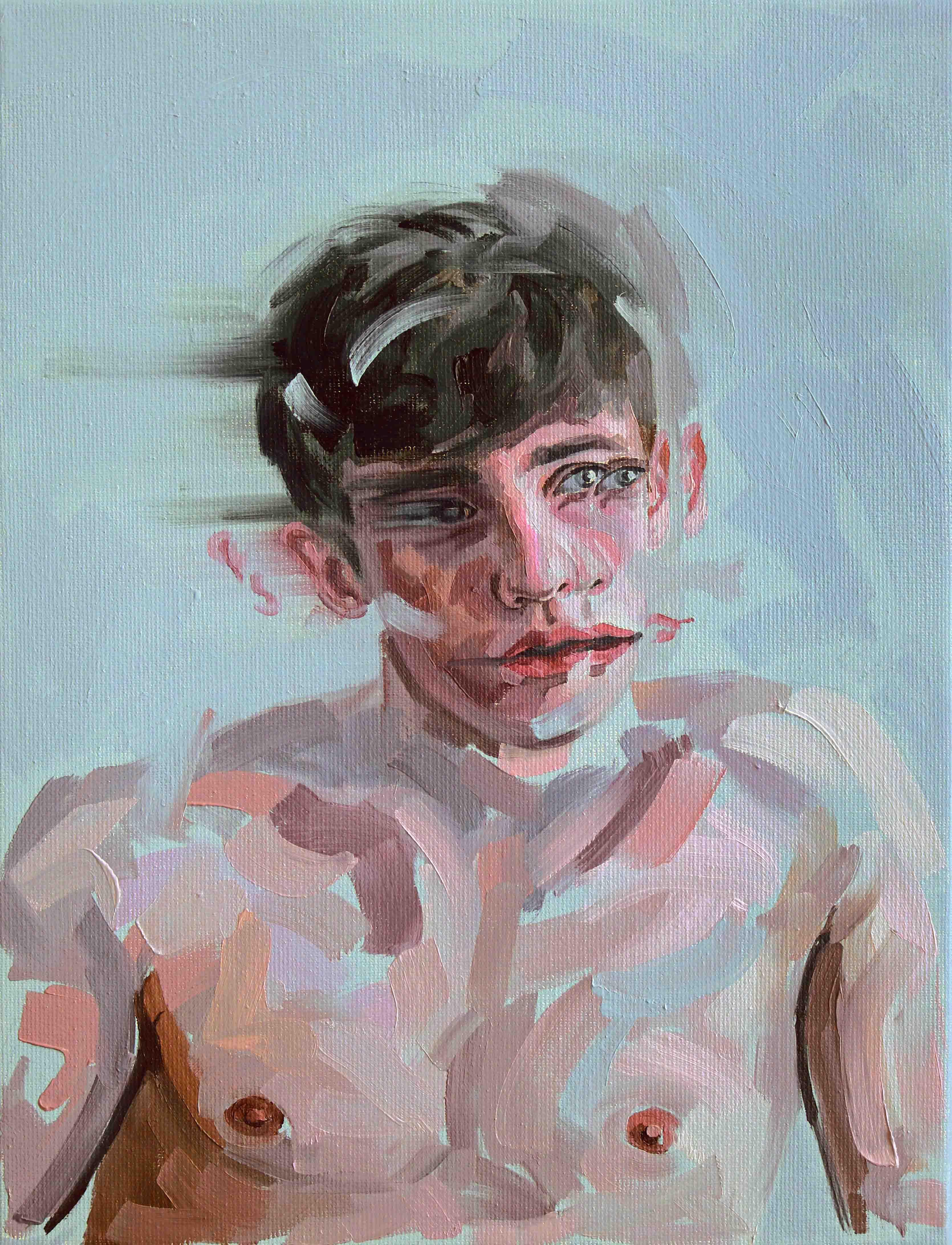 Refracted Body # II (2020) - Daniel Jaen