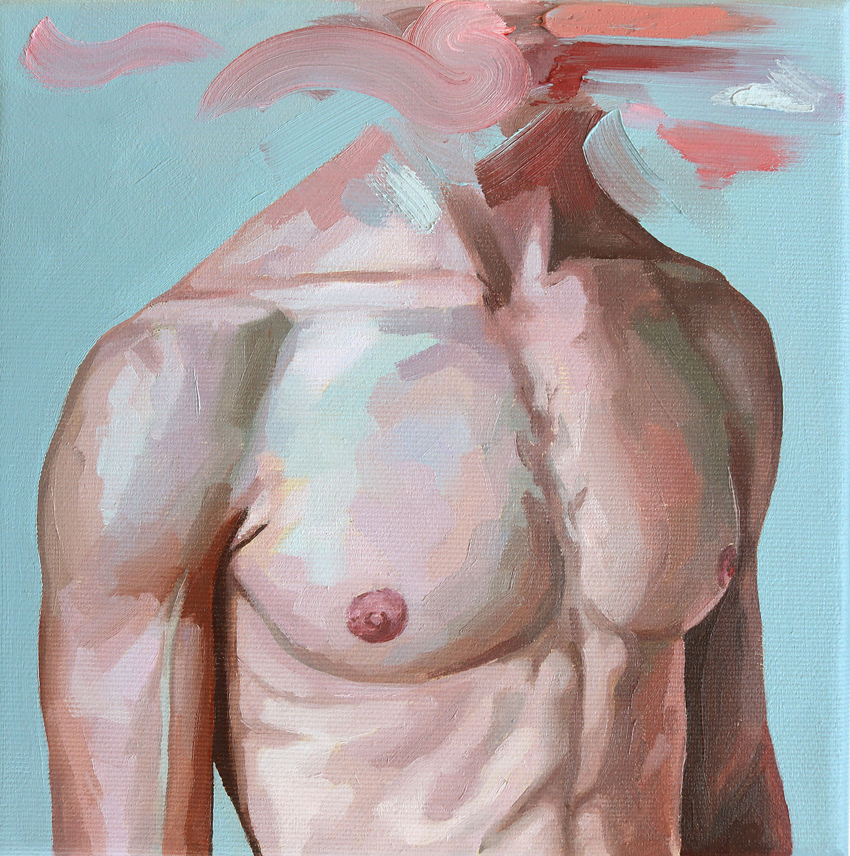 Refracted Body IV (2021) - Daniel Jaen