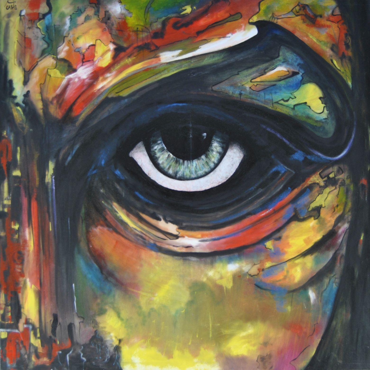 El ojo (2012) - Diego Hernan Casas