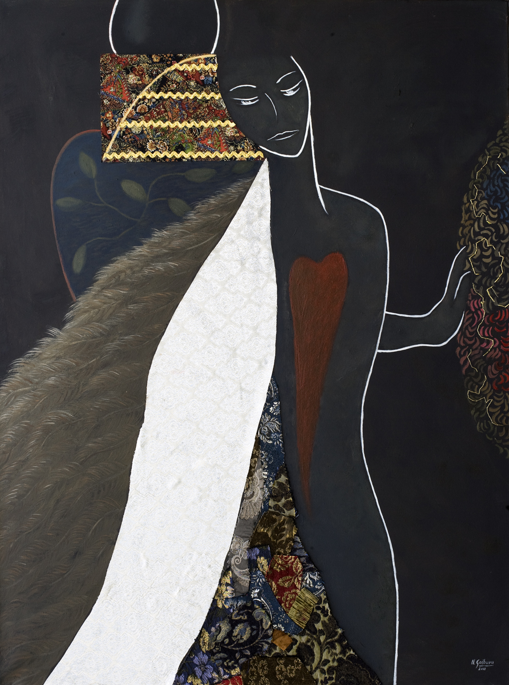 De las tinieblas resurge (2010) - Nisa Goiburu Mendizabal