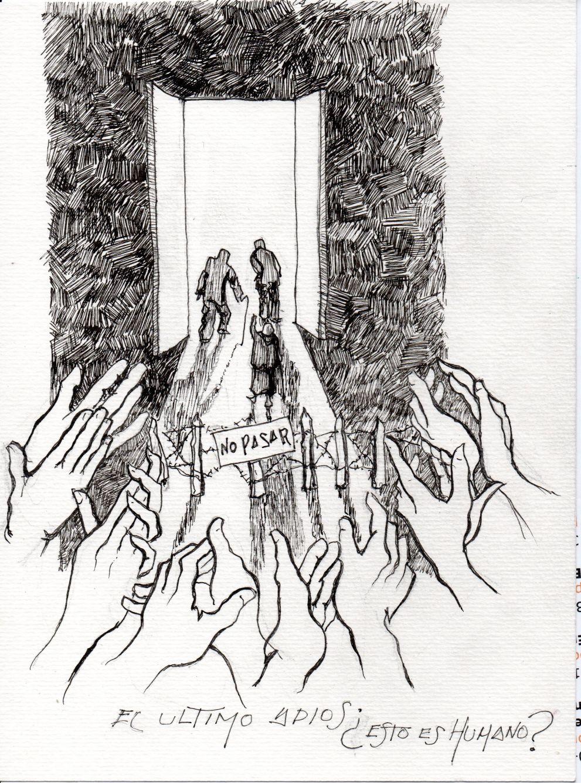El último adiós  ¿Esto es humano? (2020) - Juan Jiménez