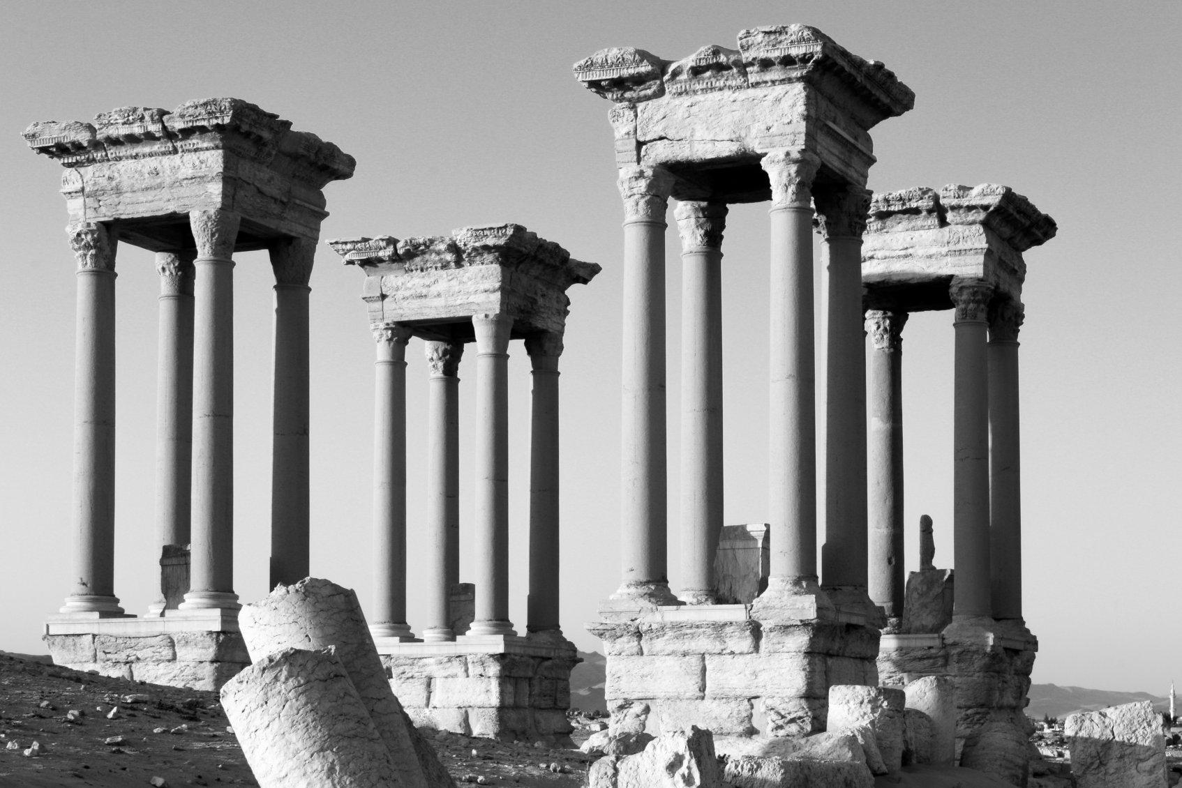 Palmyra I (2009) - Pio Cabanillas Alonso