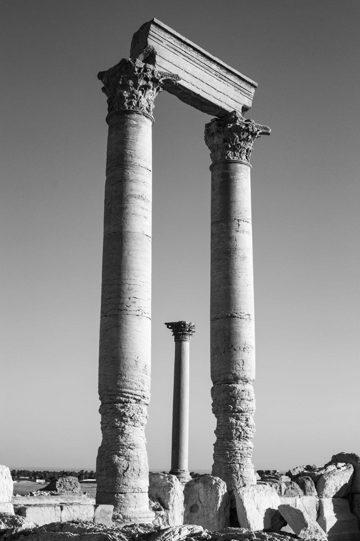 Palmyra VI (2009) - Pio Cabanillas Alonso