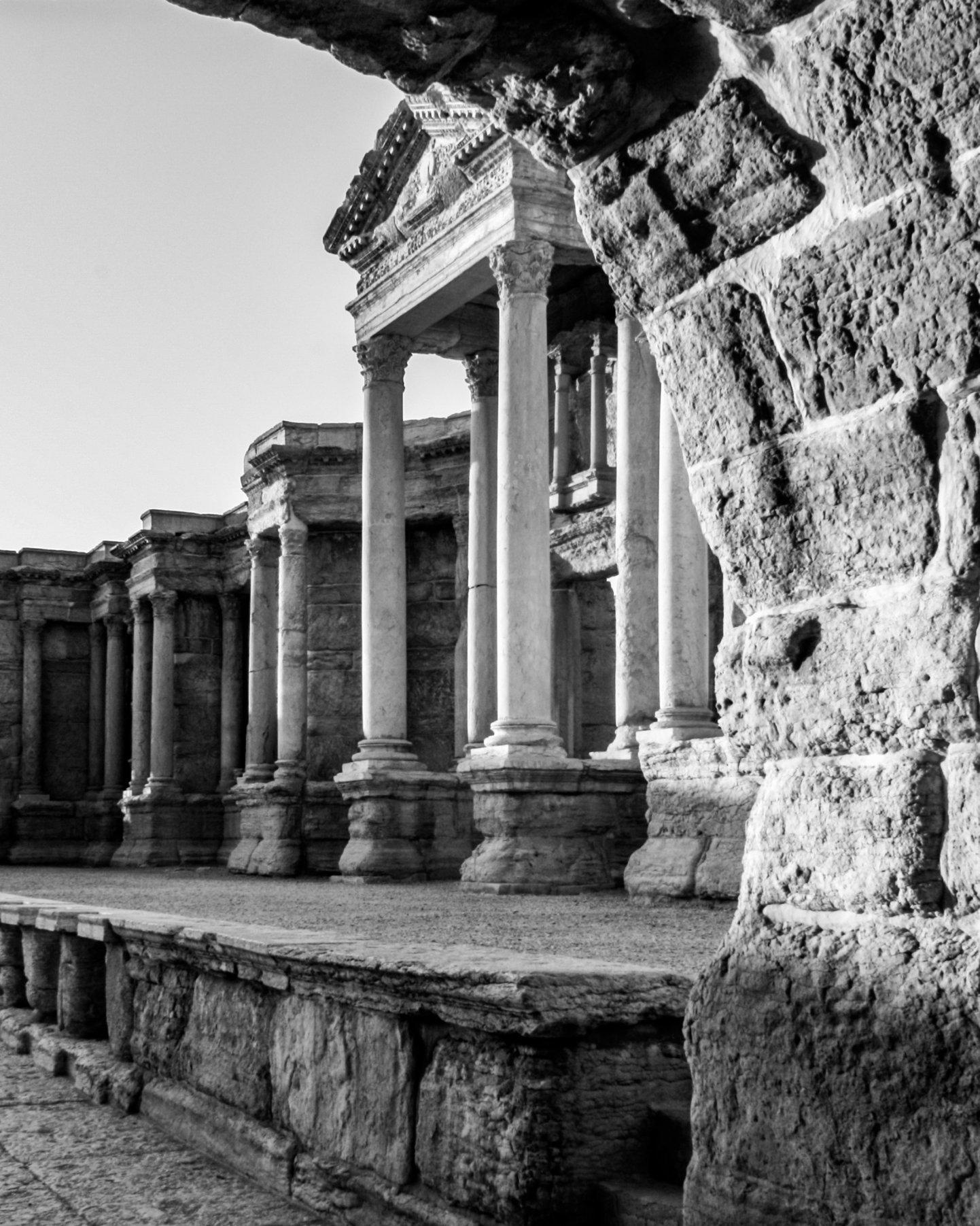 Palmyra VII (2009) - Pio Cabanillas Alonso