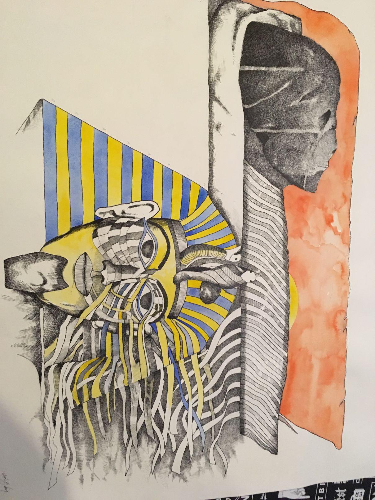 Tut anj Amun (2019) - Christian Adel Mirza Perpignani