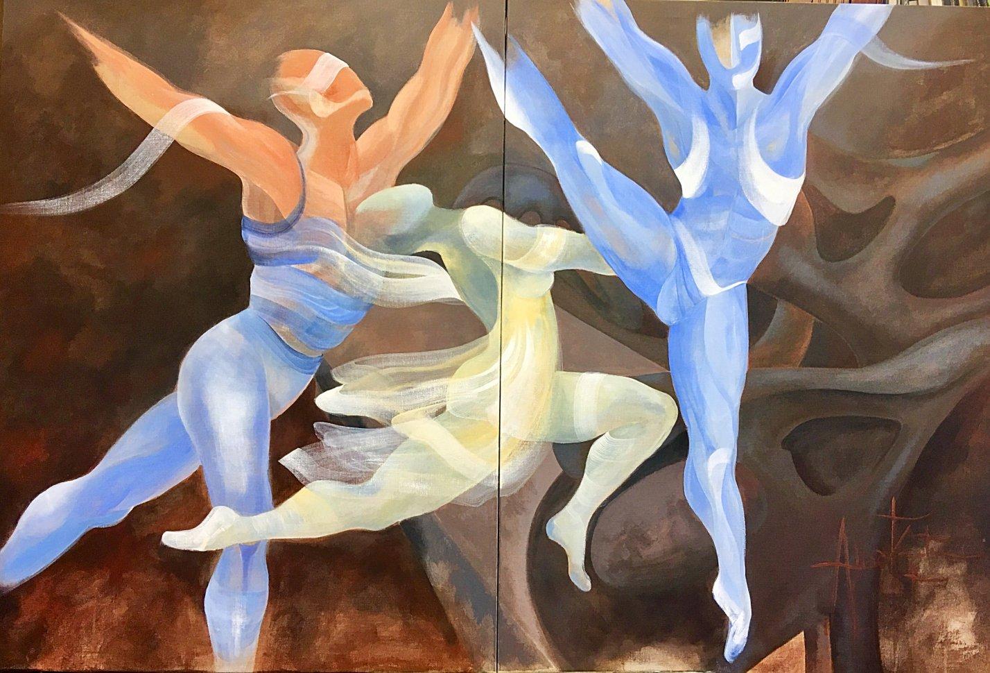 Dansa Gaudiniana (2018) - Alba Roqueta
