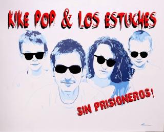 KIKE POP Y LOS ESTUCHES