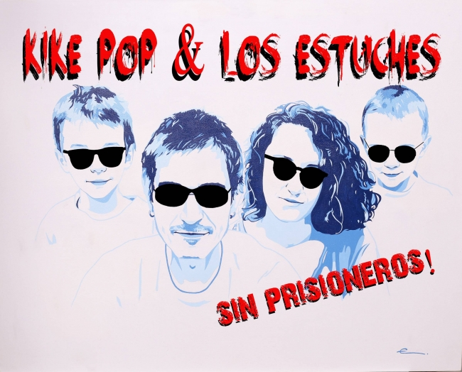 KIKE POP Y LOS ESTUCHES