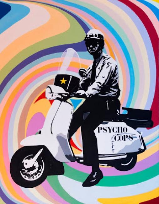 PSYCHODELIC COPS
