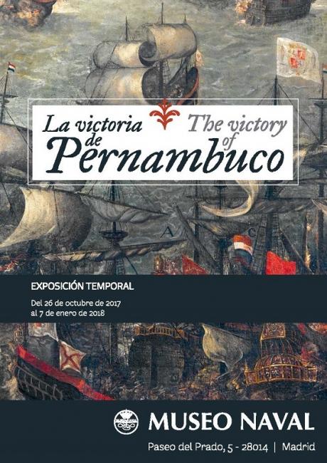 `La Victoria de Pernambuco´ Museo Naval, Madrid.