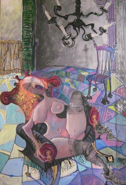 Eros en el salón (2006) - Carlos Canales