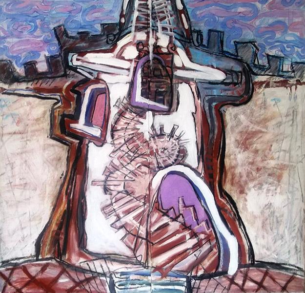 Escalera de caracol (2013) - Carlos Canales