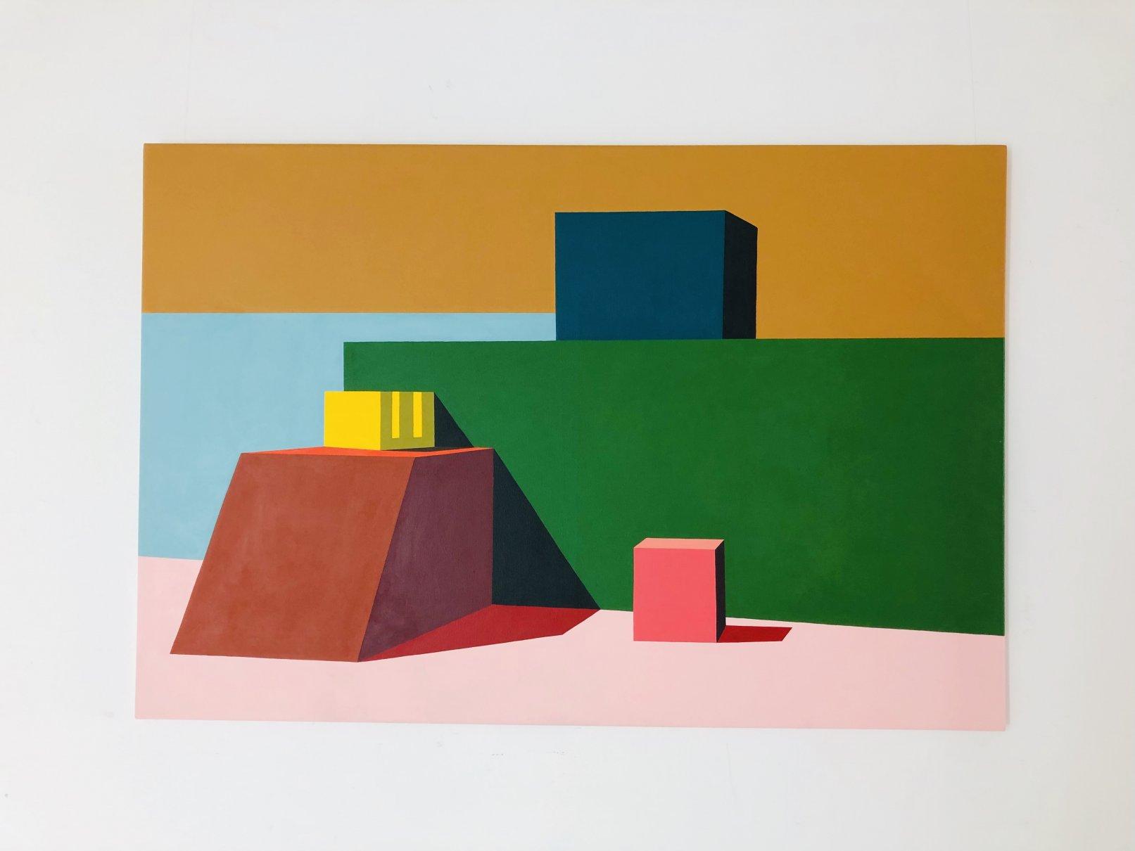 Horizontal (2018) - Marina Christe