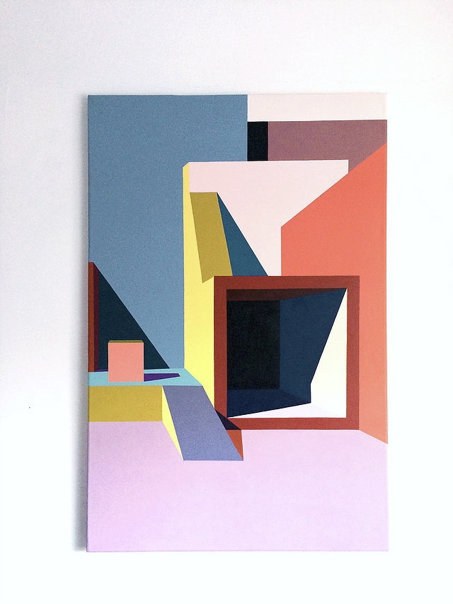 Cubo (2018) - Marina Christe
