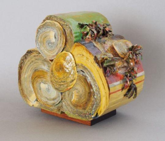 Escultura R2 (2016) - Mª Rosario García Gómez - SAROGARGO