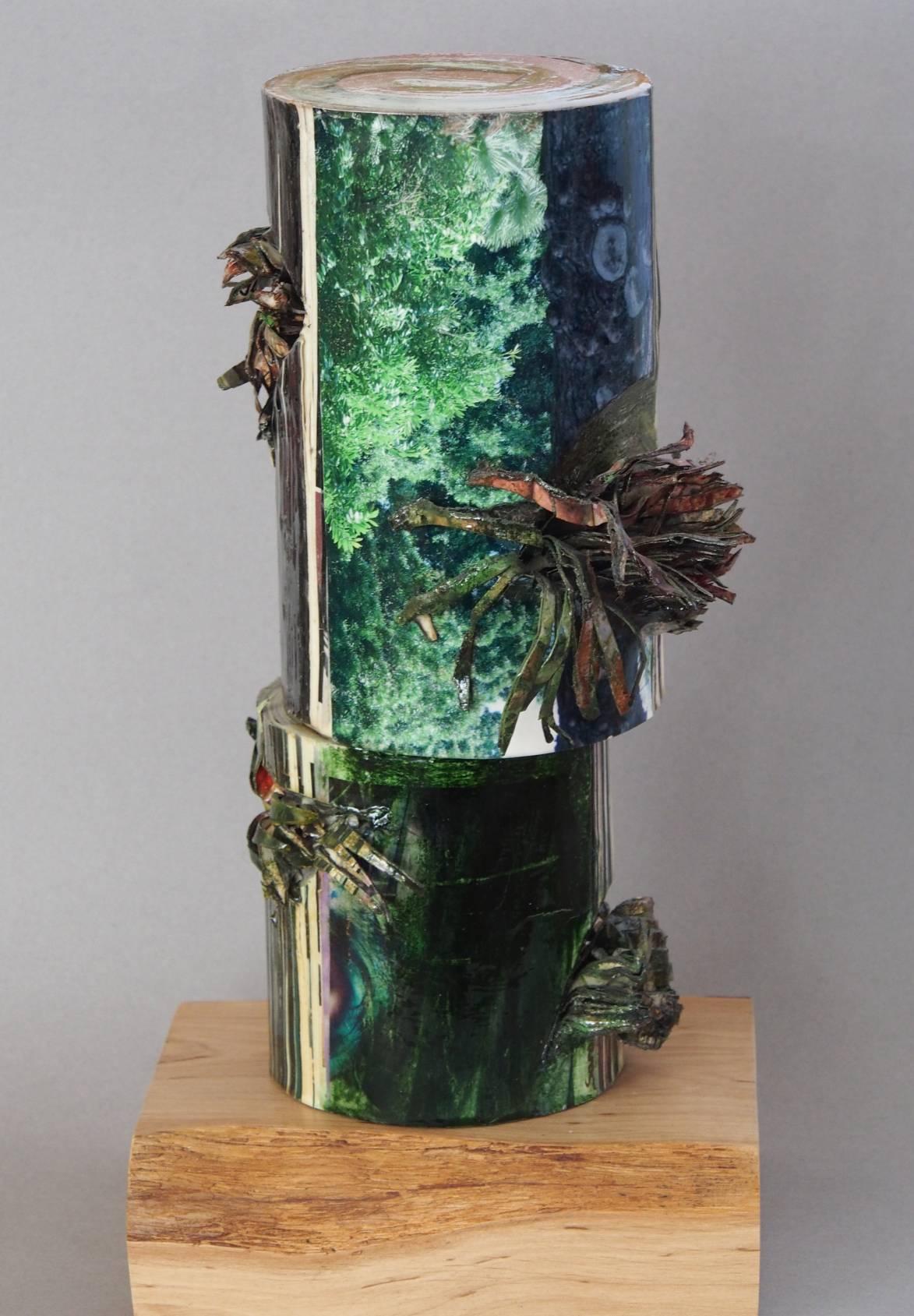 Escultura T1 (2011) - Mª Rosario García Gómez - SAROGARGO