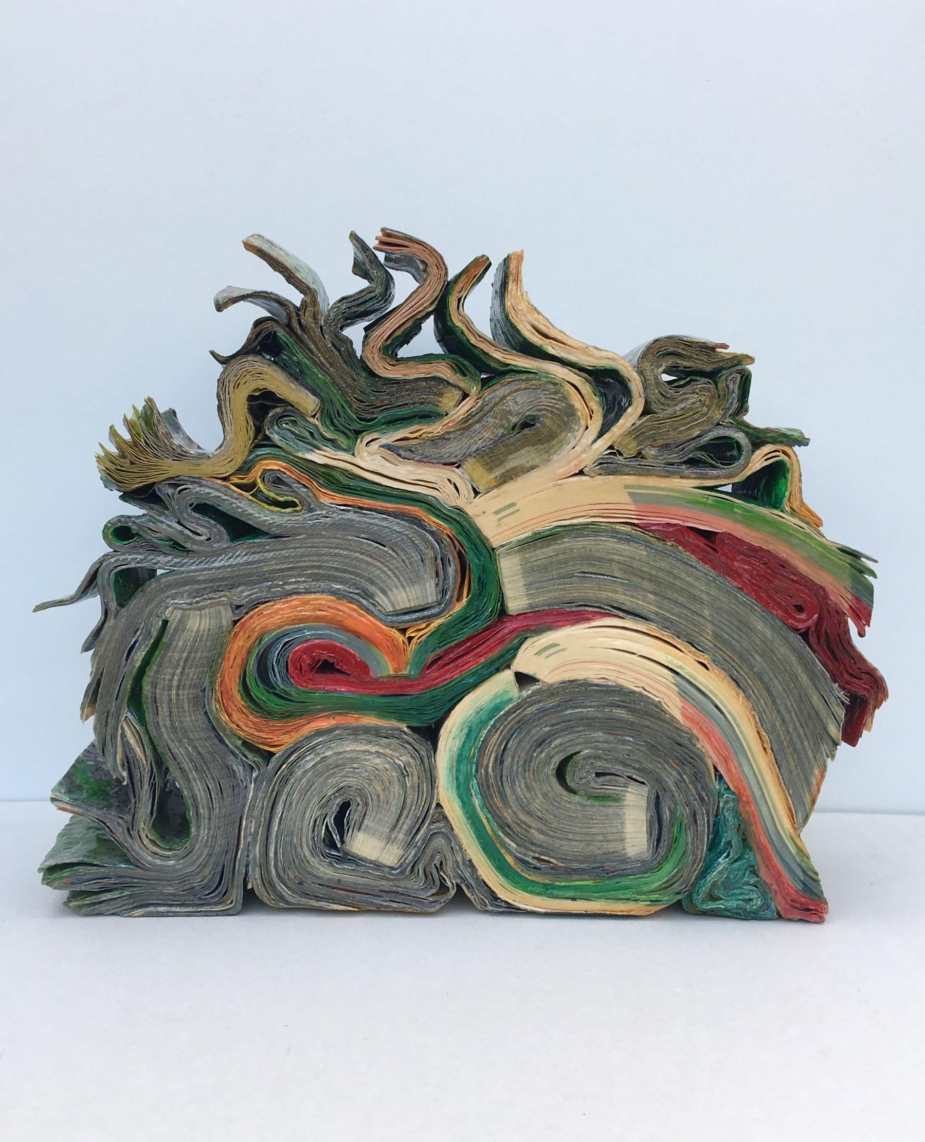 Escultura V3 (2018) - Mª Rosario García Gómez - SAROGARGO
