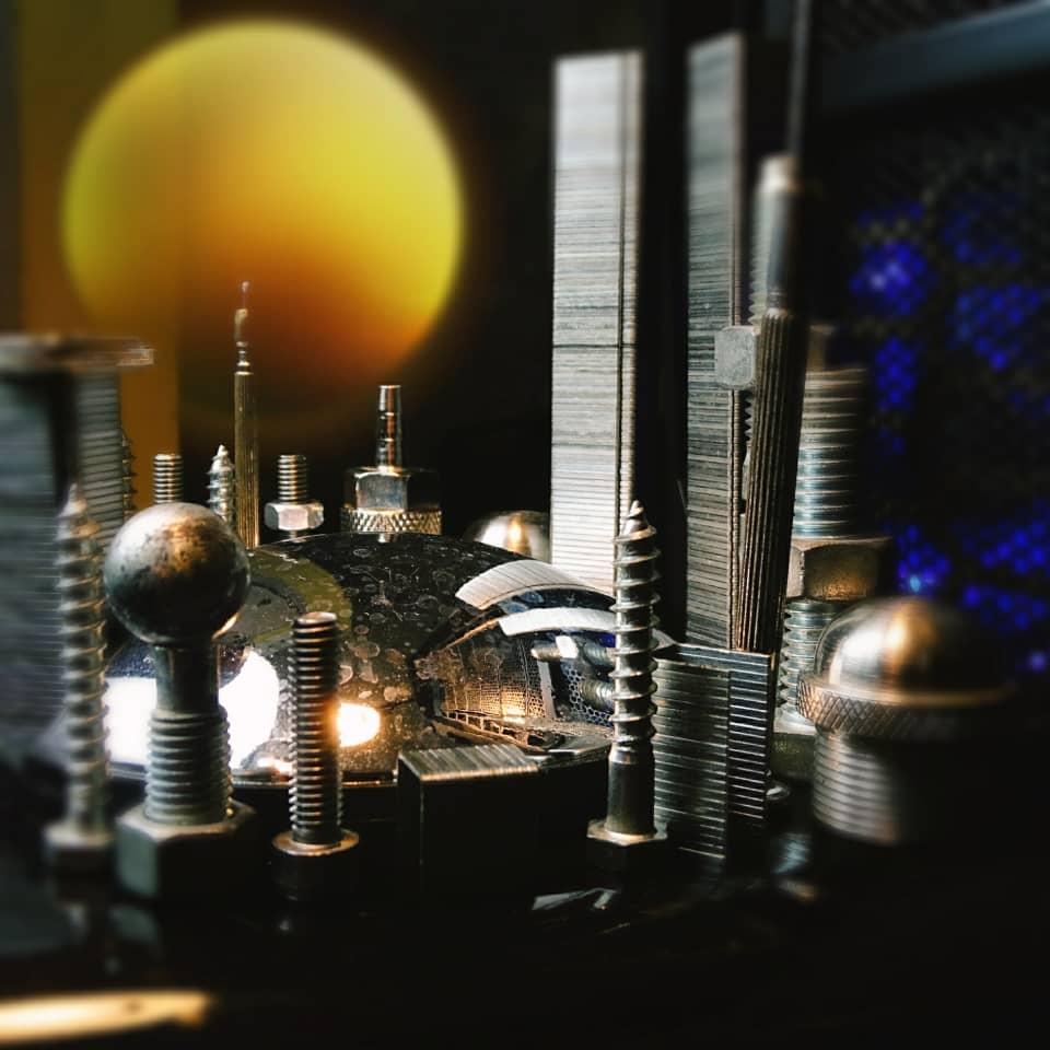 De la serie Metropolis Screws (2020) - Humberto Del Río Rodriguez