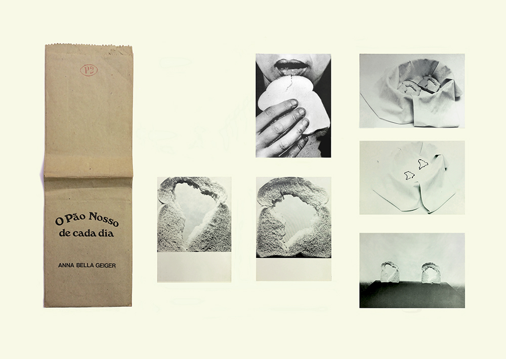 O Pão nosso de cada dia (1978) - Anna Bella Geiger