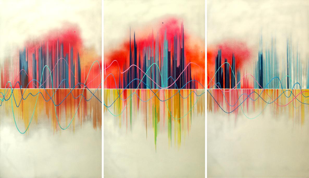 Gran Sonido (Serie sonidos pintados) (2019) - Luis Sanz