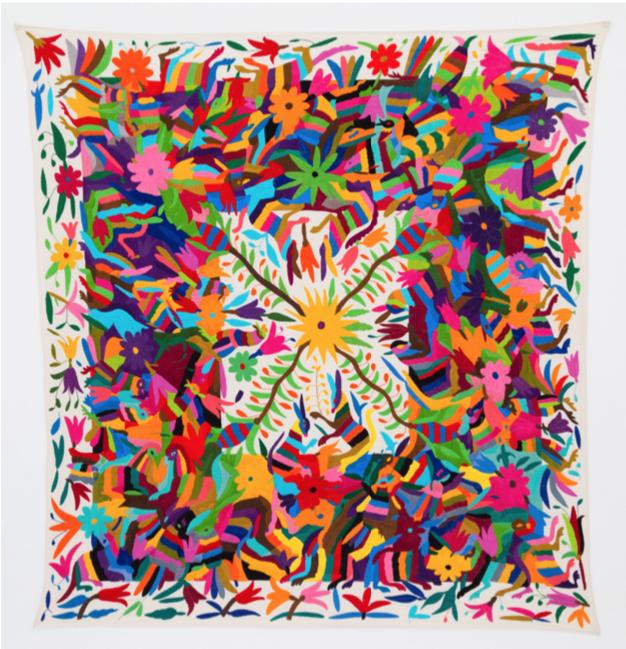 Pahuatlán camuflajeado (2015) - Carlos Arias Vicuña