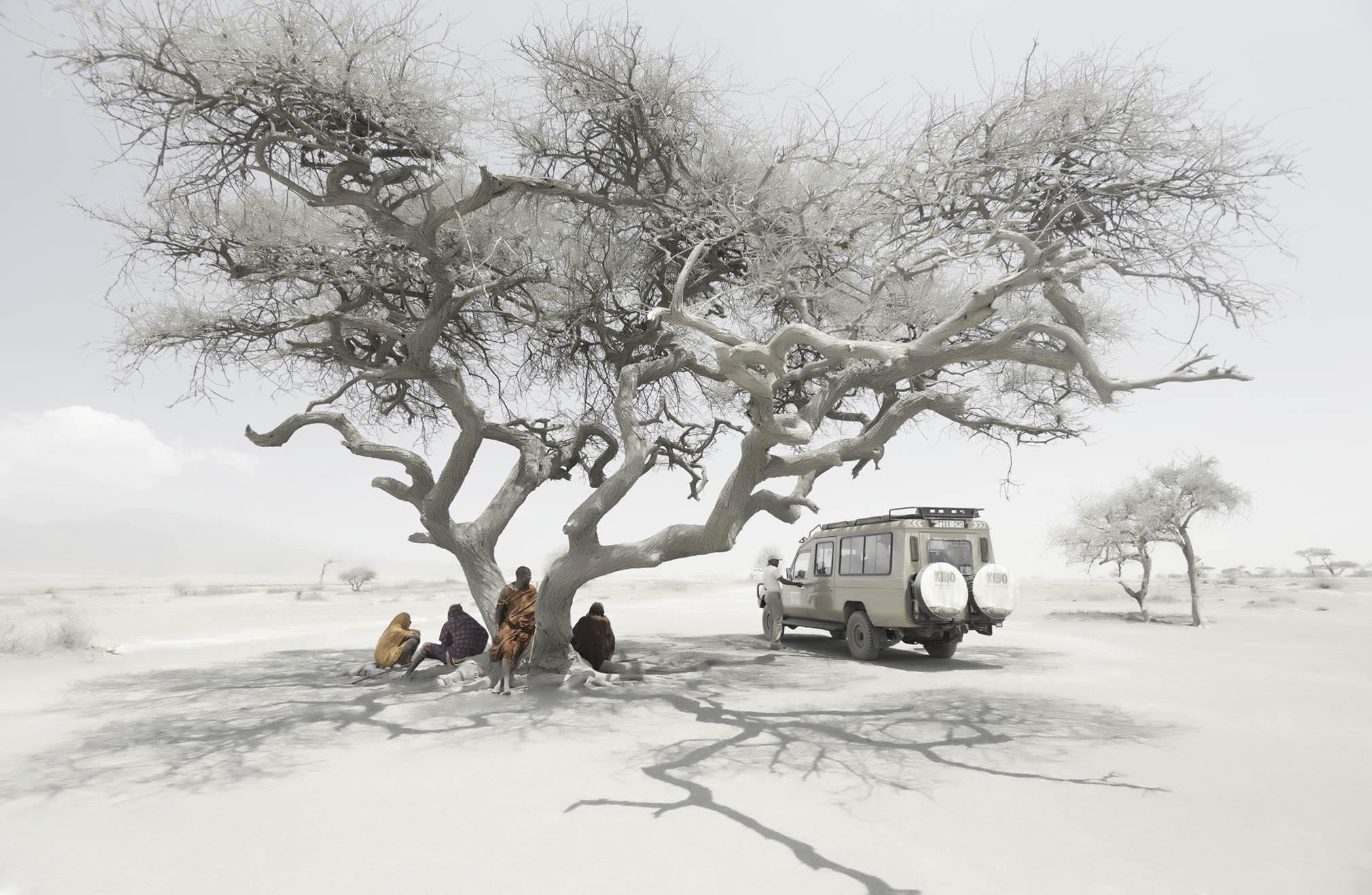África Oriental II (2015) - Miguel Ángel Gómez Sanz - Miguel Ángel Gómez