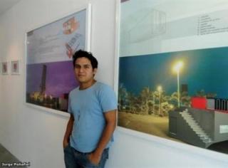 Juan Carlos León. Foto: Jorge Peñafiel