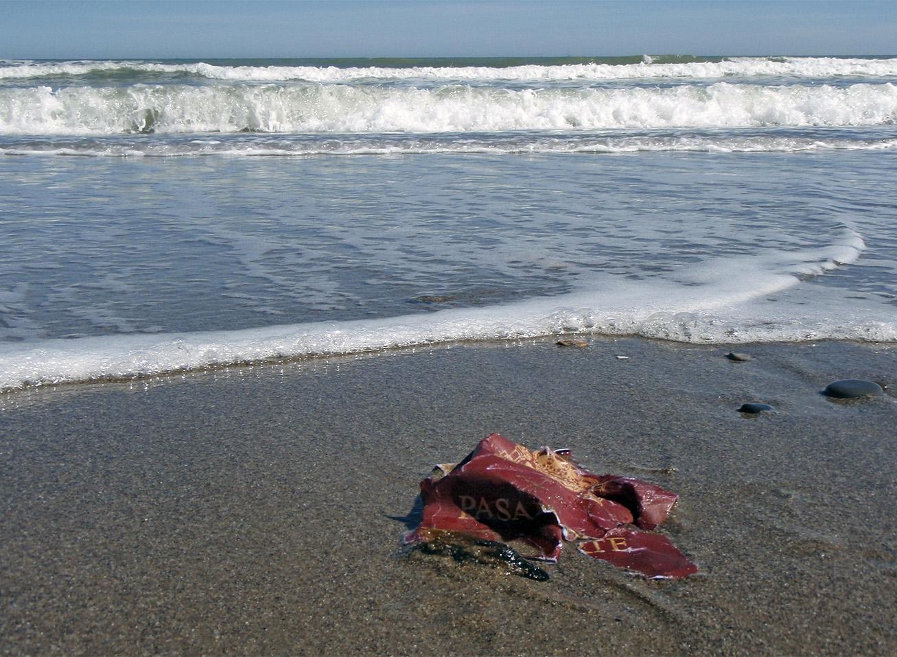 sueños en el mar. 14-memoria del viaje (2008) - Ricardo Calero