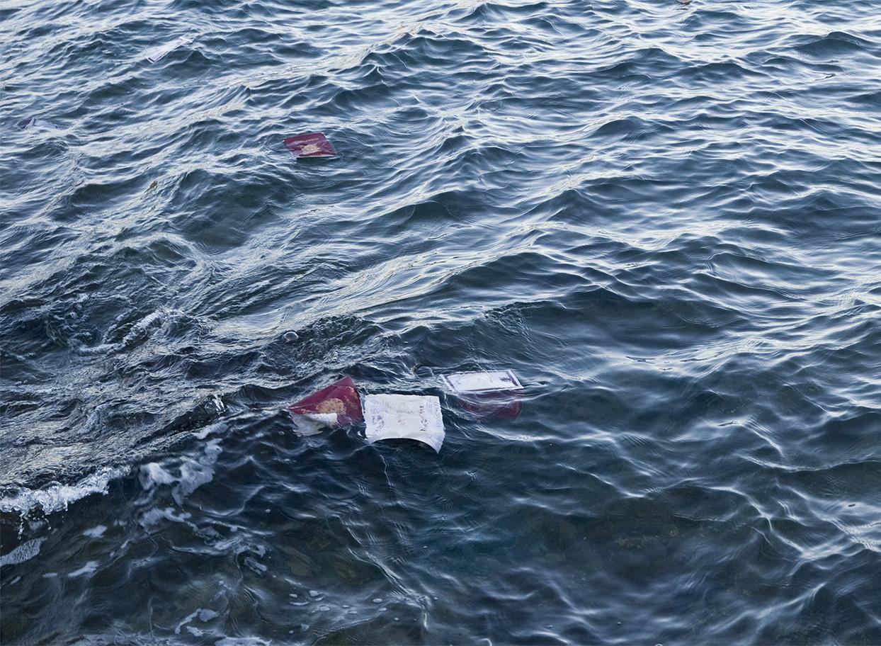 sueños en el mar. 3-memoria del viaje (2005) - Ricardo Calero