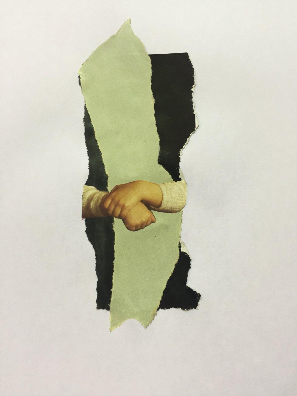 Piel (2016) - Lina Ávila - Collage Republic