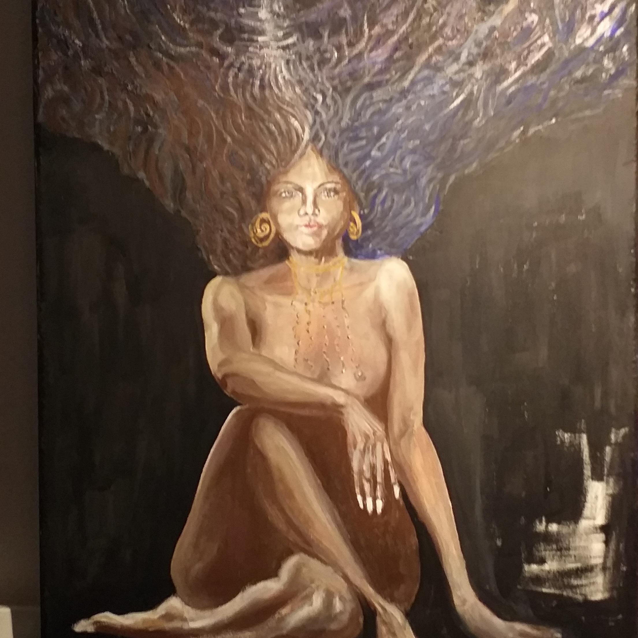 Alzheimer (2019) - José Berna - Bern'art