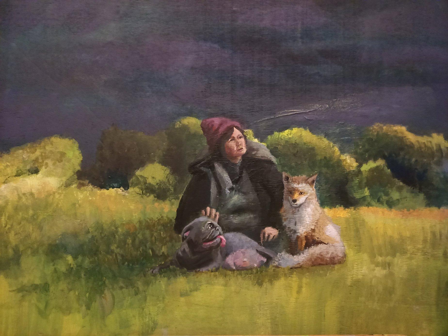 Perra, guarra y zorra (2021) - Julia Rodriguez Dominguez - Rodo