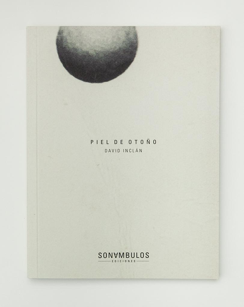 Piel de otoño - Libro