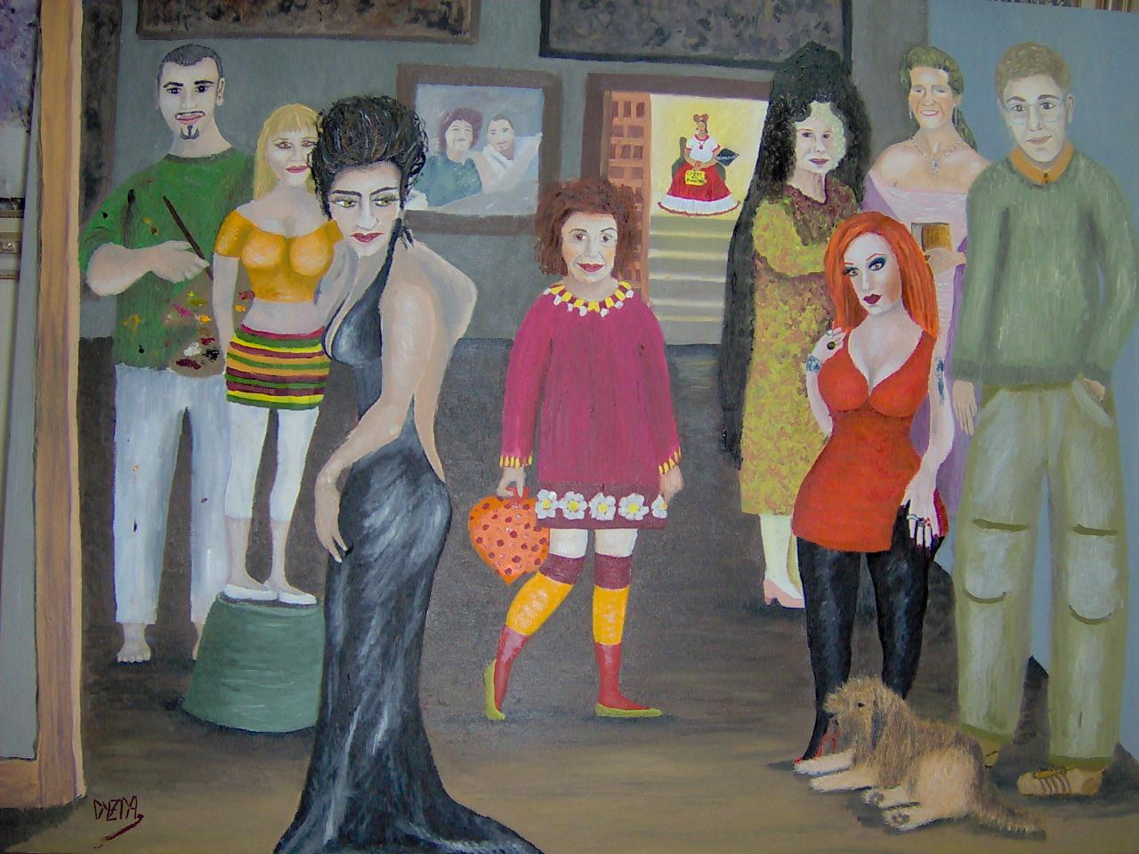 Las Dyezminas (2005) - Juan Luis Ruiz de Dyezma - Dyezma