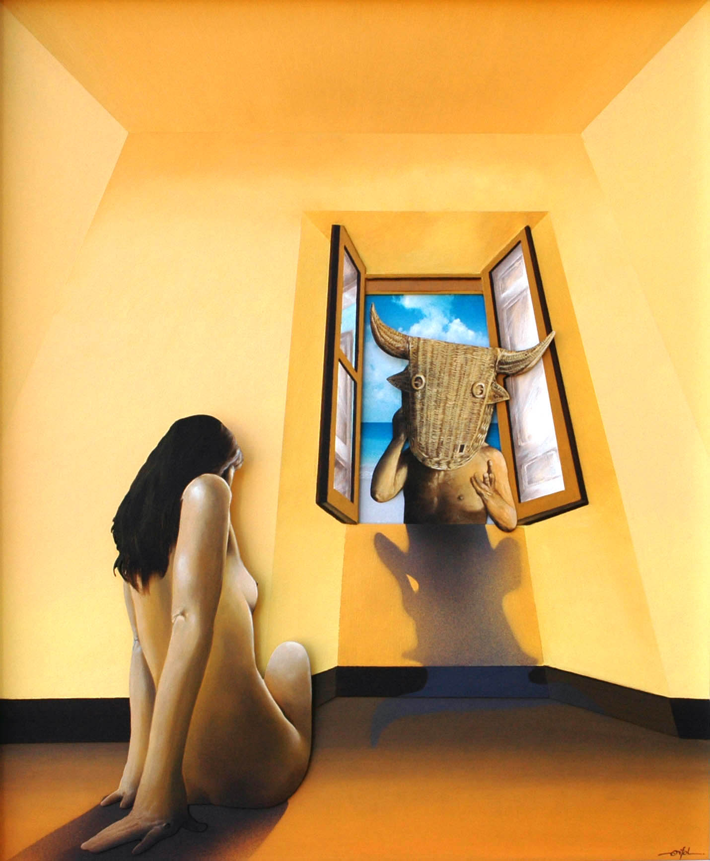 La Visita (2015) - Pedro Grifol Loscos