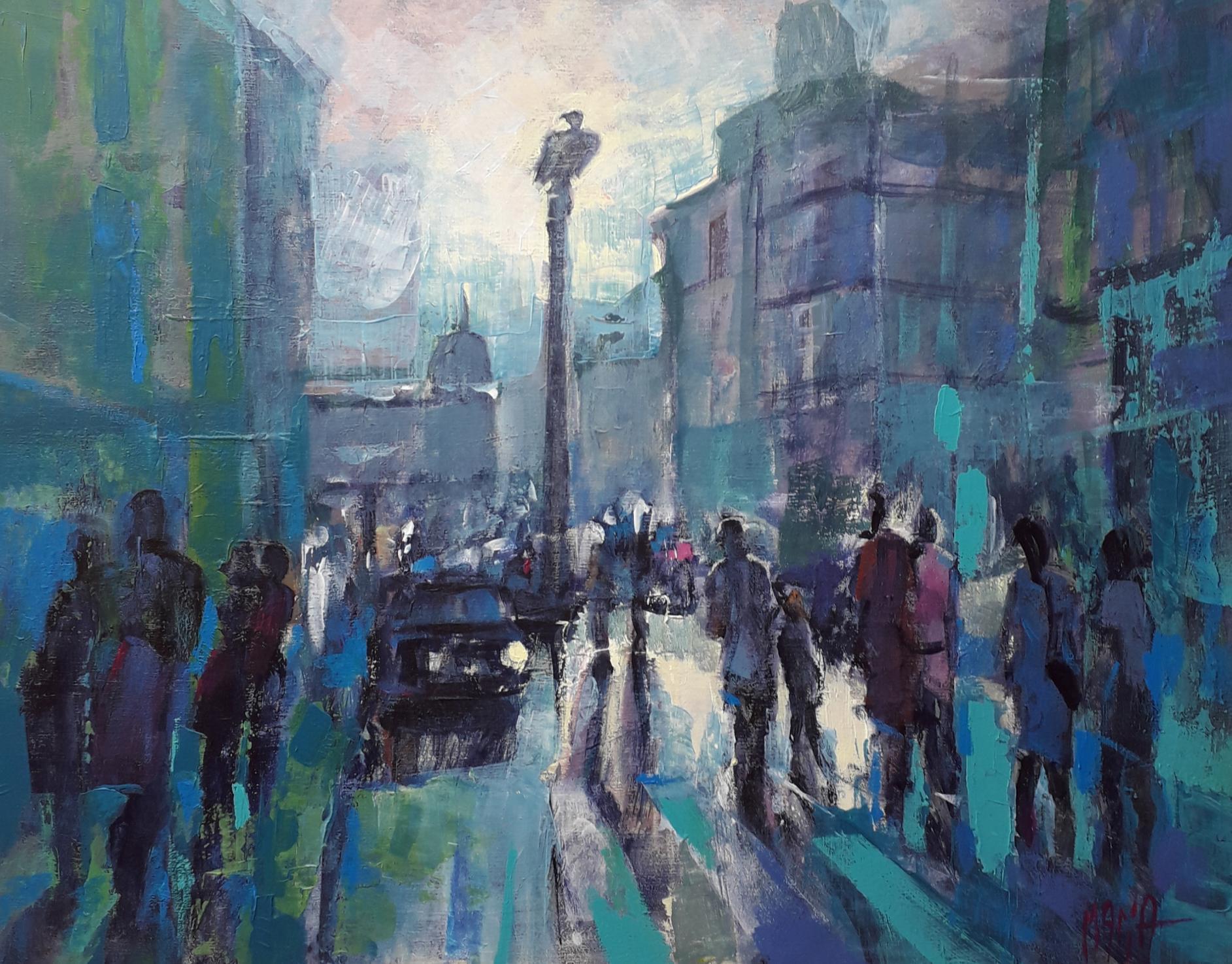 La plaza (2019) - Miguel Angel Macía