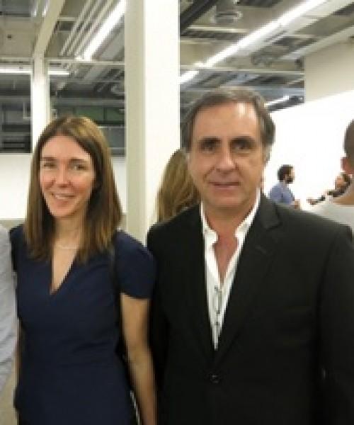 Patricia y Juan Vergez