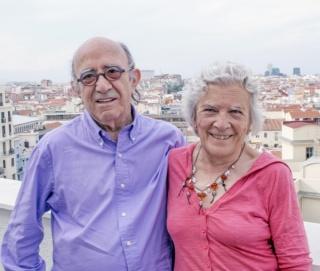 Marcos Martín Blanco y Elena Rueda - Fundación  MER