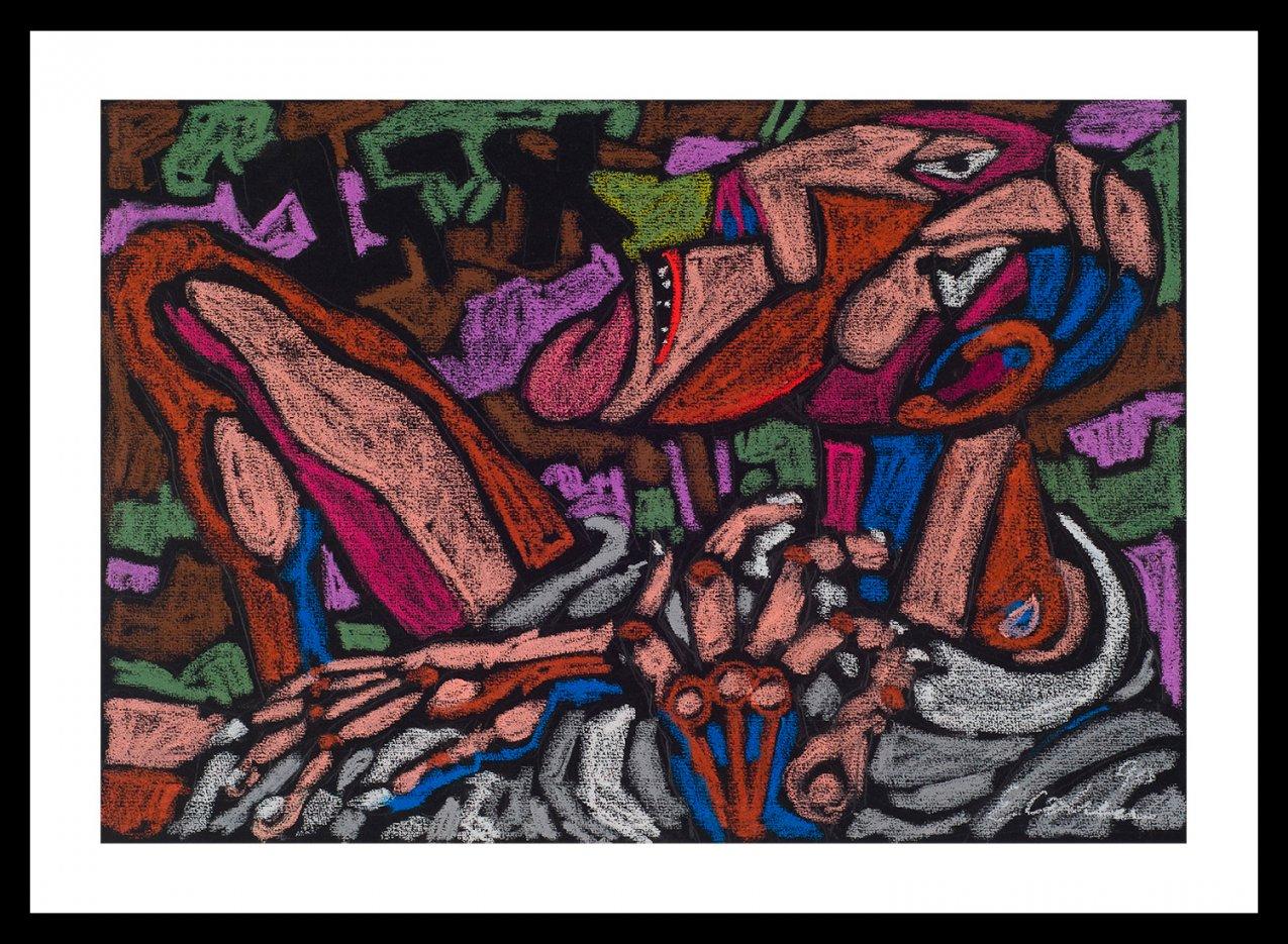 Pastel (1990) - Eduardo Cohen
