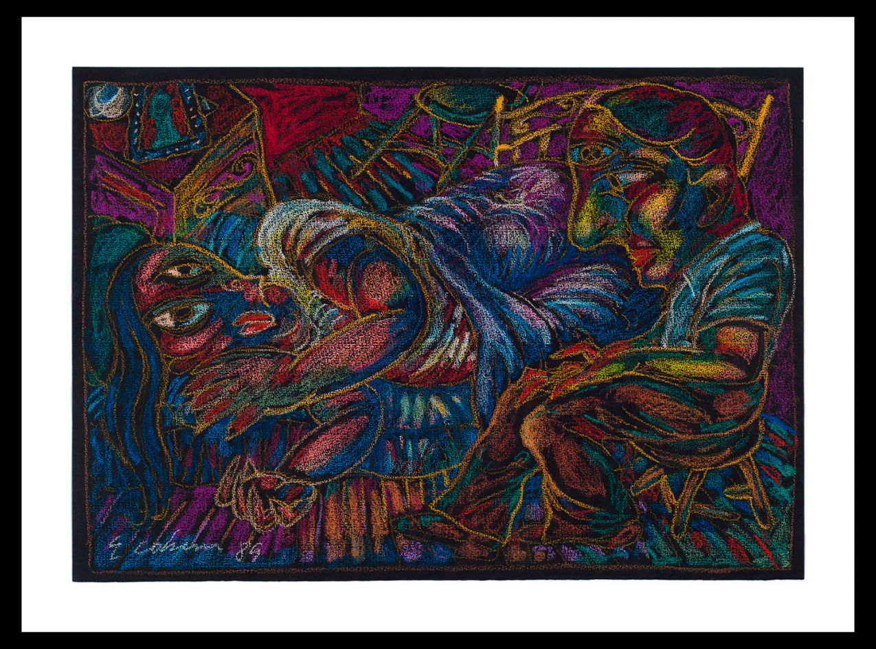 Pastel (1989) - Eduardo Cohen