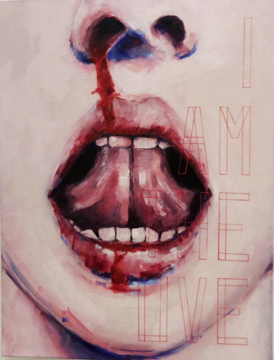 I am the Jesuve I (2014) - Blanca Lemus