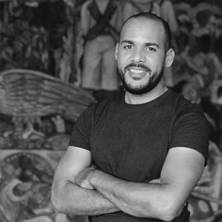 Retrato de Javier Castro — Cortesía de La Casa Elizalde